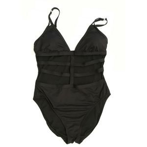 Kenneth Cole Strappy Sexy One-piece Swimsuit Women